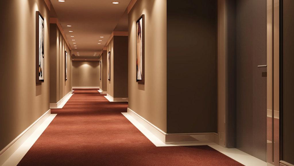 Hallway Hotels